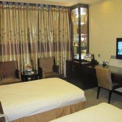 Suzhou Jinlong Hotel 4* Стандартный номер с 2 отдельными кроватями