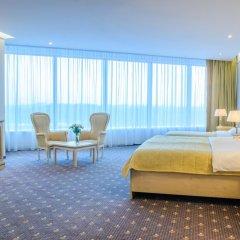 Гостиница SK Royal Москва 4* Семейный номер Делюкс с различными типами кроватей
