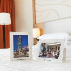 Отель Sheraton Seoul D Cube City Hotel Южная Корея, Сеул - отзывы, цены и фото номеров - забронировать отель Sheraton Seoul D Cube City Hotel онлайн удобства в номере