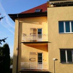 Отель Rainbow-Inn Prague вид на фасад фото 2