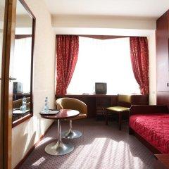 AZIMUT Отель Смоленская Москва 4* Номер SMART Single с различными типами кроватей фото 3