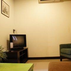 Отель Ratchadamnoen Residence 3* Улучшенные апартаменты с двуспальной кроватью фото 10