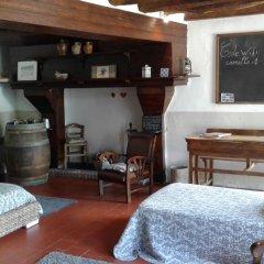 Отель Le Petit Hureau Сомюр гостиничный бар