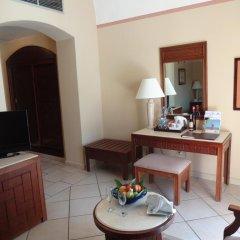 Отель Iberotel Makadi Beach 5* Улучшенный номер с различными типами кроватей фото 2