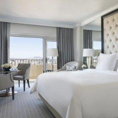 Отель Four Seasons Los Angeles at Beverly Hills 5* Номер Делюкс с различными типами кроватей