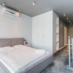 Отель Platinum Residence Qbik Люкс повышенной комфортности с различными типами кроватей фото 5