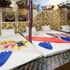Leaf House Bungalow - Hostel Кровать в общем номере с двухъярусной кроватью фото 7