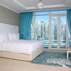 Отель Jannah Marina Bay Suites Улучшенная студия с различными типами кроватей фото 2