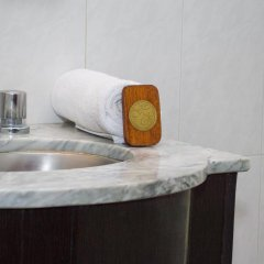 Hotel Riberas Сан-Николас-де-лос-Арройос ванная