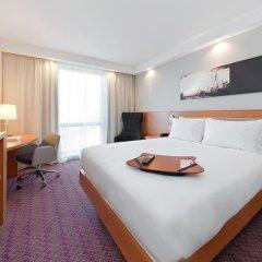Отель Hampton by Hilton London Waterloo 3* Стандартный номер с различными типами кроватей фото 2