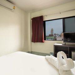 Paripas Express Hotel Patong 3* Стандартный номер с различными типами кроватей фото 2