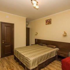 Гостиница Пальма 2* Улучшенный номер разные типы кроватей фото 3