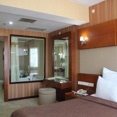 Гостиница Grand Aiser 4* Люкс с различными типами кроватей фото 6