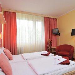 Hotel Juno 3* Стандартный номер с двуспальной кроватью