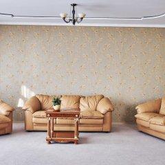 Гостиница Золотое Кольцо Кострома Люкс с двуспальной кроватью фото 19
