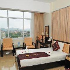 Duy Tan 2 Hotel 3* Улучшенный номер с различными типами кроватей фото 3