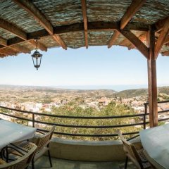 Hill View Restaurant & Apartments in Pissouri, Cyprus from 109$, photos, reviews - zenhotels.com outdoors photo 2