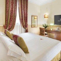 Отель Milton Roma 4* Стандартный номер фото 2