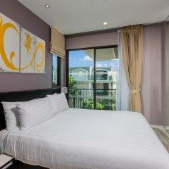 Отель The Charm Resort Phuket 4* Семейный люкс с 2 отдельными кроватями фото 3