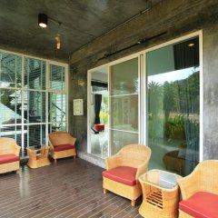 Отель Aonang Paradise Resort 3* Улучшенный номер с различными типами кроватей фото 12