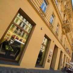 Отель Ea Manes Прага гостиничный бар