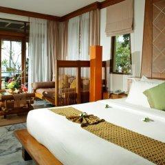 Отель Railay Bay Resort and Spa 4* Коттедж Делюкс с различными типами кроватей фото 24