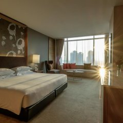 Eastin Grand Hotel Sathorn 4* Номер Делюкс с различными типами кроватей