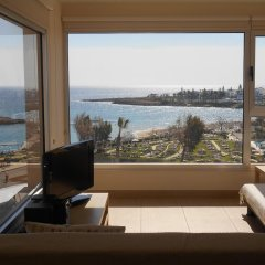 Апартаменты Eternity Apartment комната для гостей фото 3