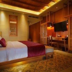 Отель THE HAVEN SUITES Bali Berawa 4* Люкс с различными типами кроватей фото 10