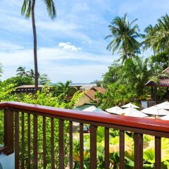 Отель Karona Resort & Spa 4* Номер Делюкс с двуспальной кроватью фото 18