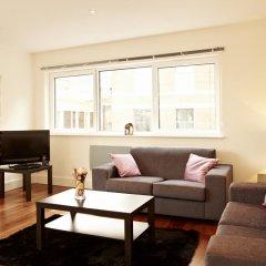 Отель City Marque Grosvenor Serviced Apartments Великобритания, Лондон - отзывы, цены и фото номеров - забронировать отель City Marque Grosvenor Serviced Apartments онлайн комната для гостей фото 5