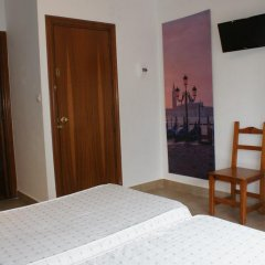 Отель Hostal Puerto Beach Стандартный номер с 2 отдельными кроватями фото 4
