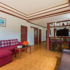 Отель Patong Rai Rum Yen Resort 3* Улучшенные апартаменты с 2 отдельными кроватями фото 2