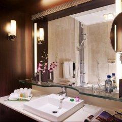 Отель Holiday Inn Singapore Orchard City Centre 4* Номер Делюкс с различными типами кроватей фото 2