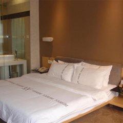 Отель Shenzhen Tourism Trend Hotel Китай, Шэньчжэнь - отзывы, цены и фото номеров - забронировать отель Shenzhen Tourism Trend Hotel онлайн комната для гостей фото 2