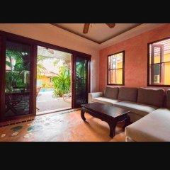 Отель Royal Chang of Siam Boutique Resort комната для гостей фото 2