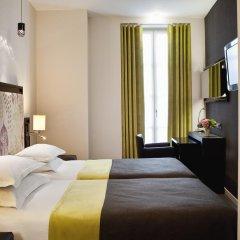 Отель Caron Париж комната для гостей фото 3