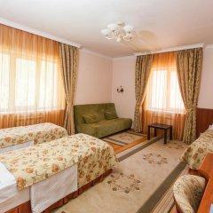 Гостиница Каприз Стандартный номер с разными типами кроватей фото 2