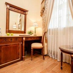 Гостиница Петровский Путевой Дворец 5* Стандартный номер с 2 отдельными кроватями фото 4