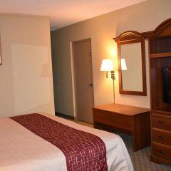 Отель Red Roof Inn Meridian 2* Номер Делюкс с различными типами кроватей фото 4