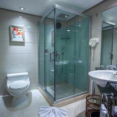 Huashi Hotel 4* Номер Бизнес с 2 отдельными кроватями фото 4