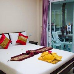Отель Lanta Wild Beach Resort комната для гостей фото 5