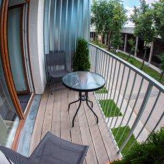 Отель Microloft near the Vilnius center балкон