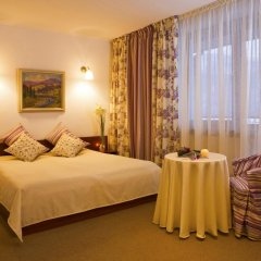 Гостиница Troyanda Karpat комната для гостей фото 4