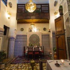 Отель Casa Aya Medina Марокко, Фес - отзывы, цены и фото номеров - забронировать отель Casa Aya Medina онлайн интерьер отеля фото 2