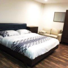 Отель Baan I-Saran Стандартный номер с различными типами кроватей фото 12