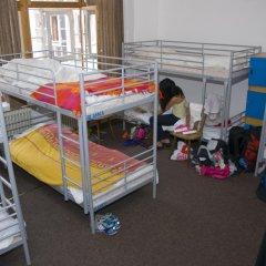 Rixpack Hostel Neukölln Кровать в общем номере с двухъярусной кроватью фото 11