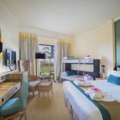 Отель GrandResort 5* Семейный номер Делюкс с различными типами кроватей фото 2