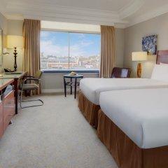 Отель London Hilton on Park Lane 5* Стандартный номер с различными типами кроватей фото 17