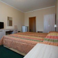Гостиница Вояж Парк (гостиница Велотрек) 2* Стандартный номер с 2 отдельными кроватями фото 4